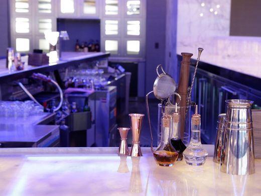 United Polaris Lounge Bar