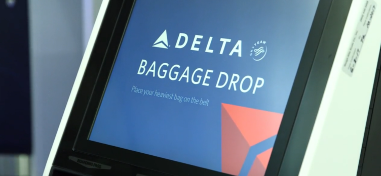 Delta Self Service Baggage Drop (1)