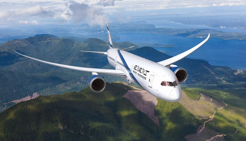 El Al 787 Dreamliner