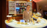 Emirates In Flight Bar