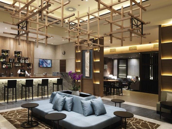 Plaza Premium Lounge London Heathrow Priority Pass