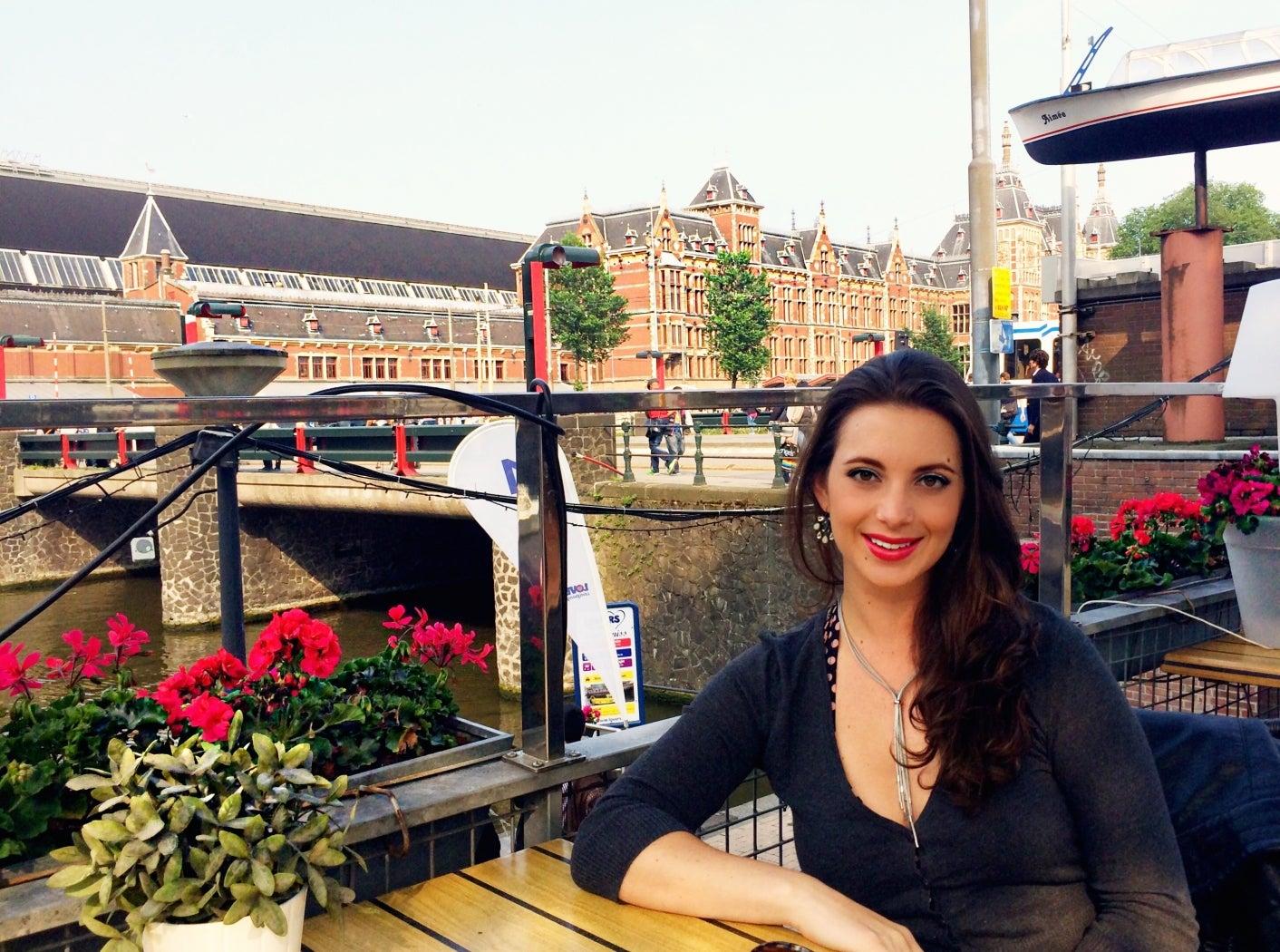Sabrina, Amsterdam