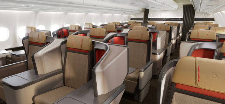 South African Airways Business Class A330-300