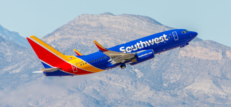 Southwest 72-Hour Fare Sale