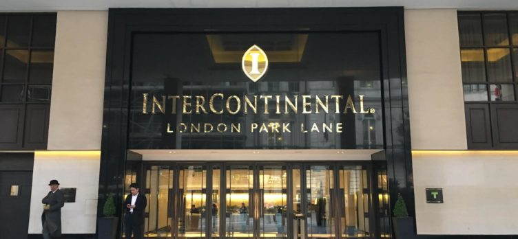 The InterContinental Park Lane, London