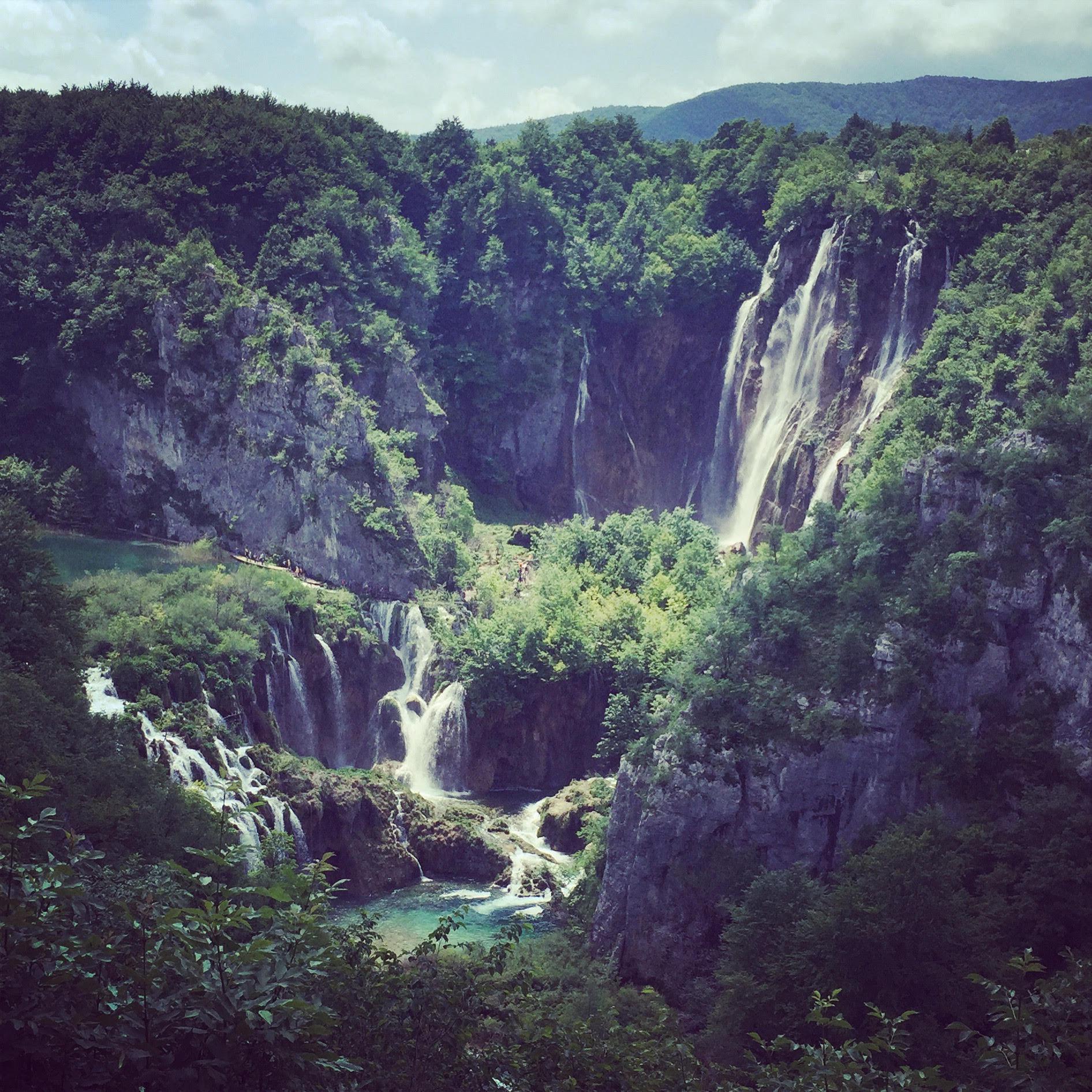 The Miles Genie, Plitvice Lakes