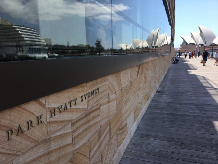 The Park Hyatt Sydney
