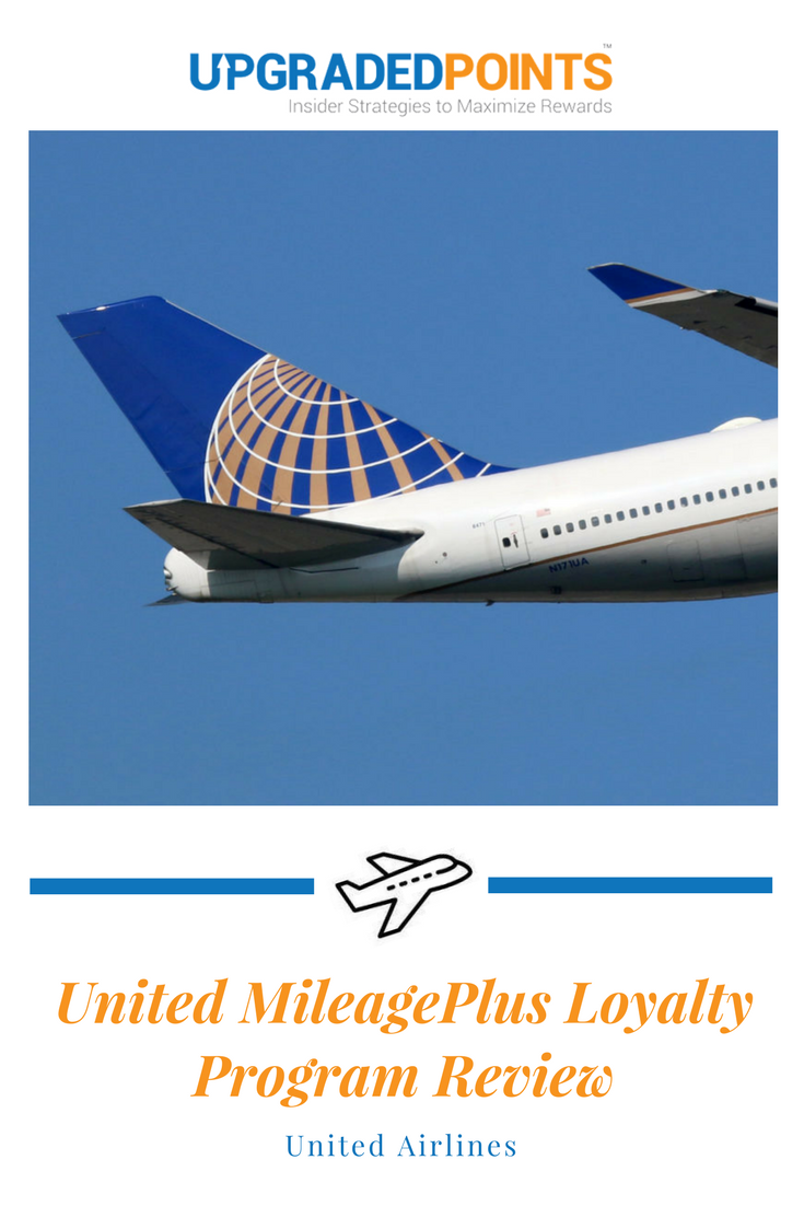 United MileagePlus Loyalty Program Review