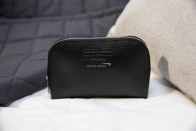 BA & The White Company New Amenity Kit