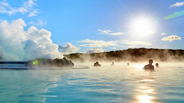 Blue Lagoon, Travel Channel Iceland Adventure Sweepstakes