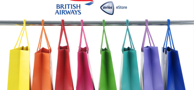 British Airways Avios eStore