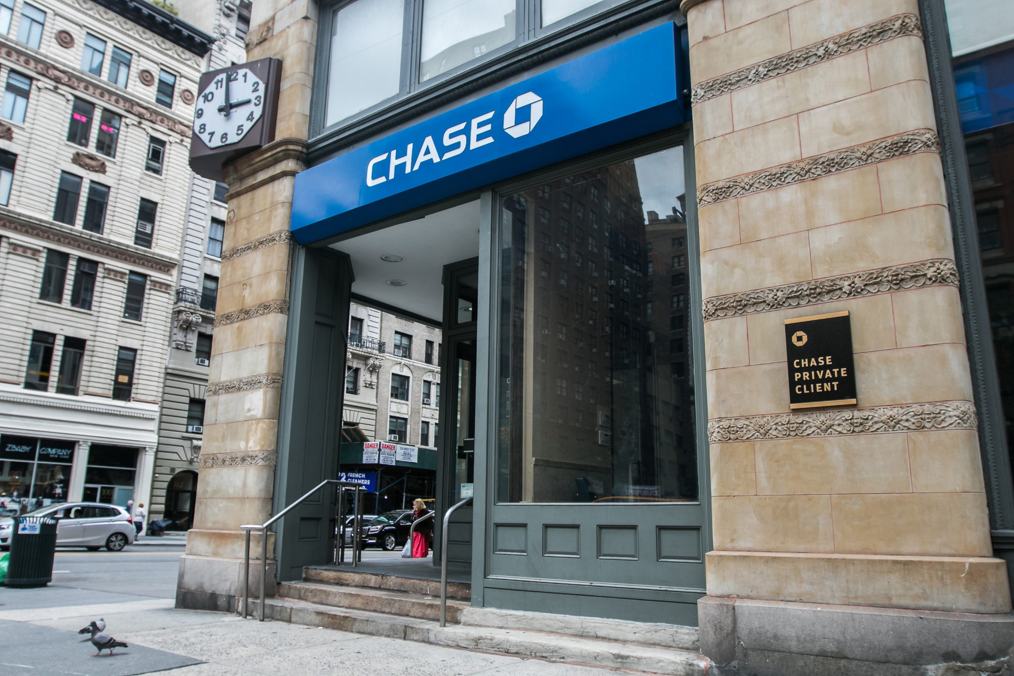 chase survey worries customers of devaluation