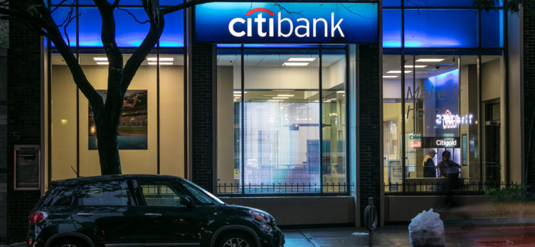 Citibank Manhattan