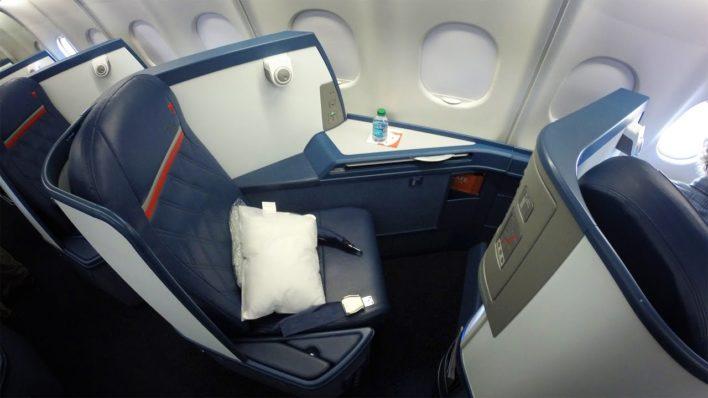 Delta Business Class A330