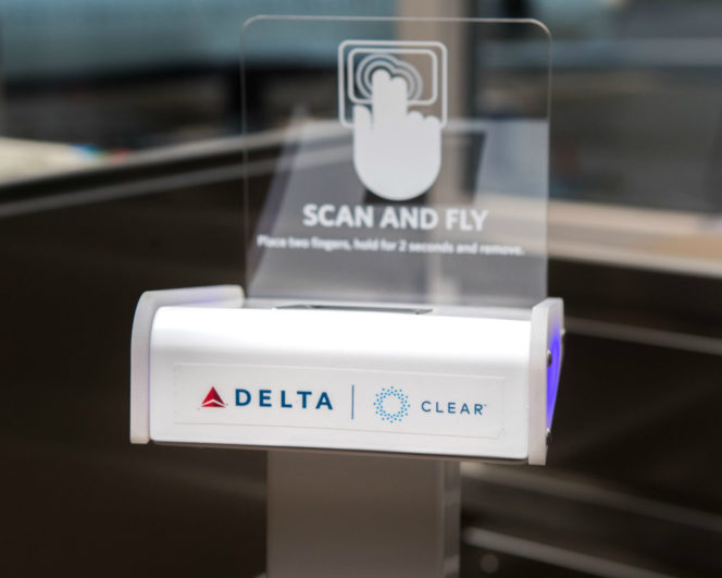 Delta Clear Scan And Fly
