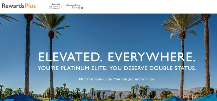 Marriott United RewardsPlus