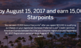 SPG American Express Promo