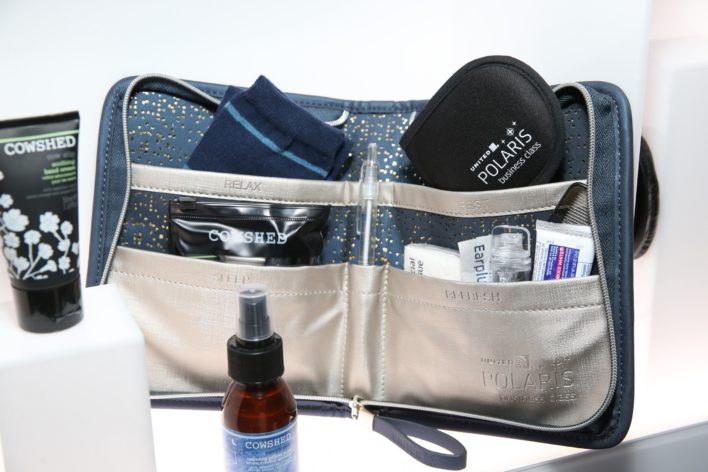 United Polaris Cowshed Amenity Kit