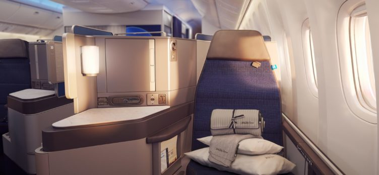United Polaris Seat Amenities Routes Lounges Amp More