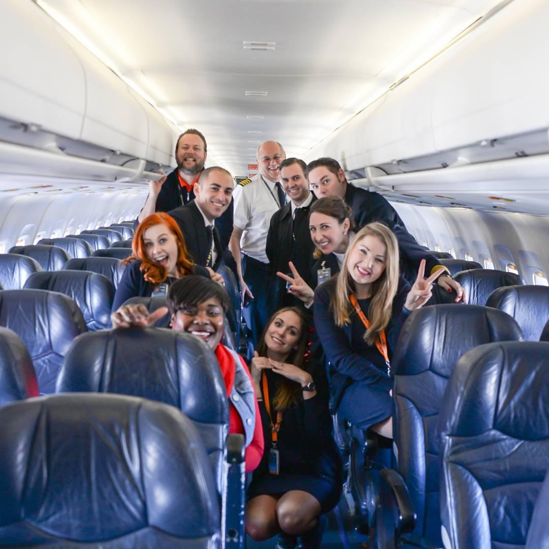 Allegiant Air Cabin Crew