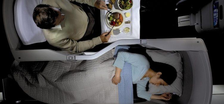 British Airways Business Class 777-300
