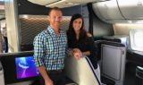 British Airways First Class 787-9