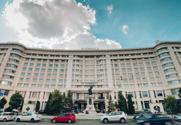 Jw Marriott Bucharest Grand Hotel Romania Category 4
