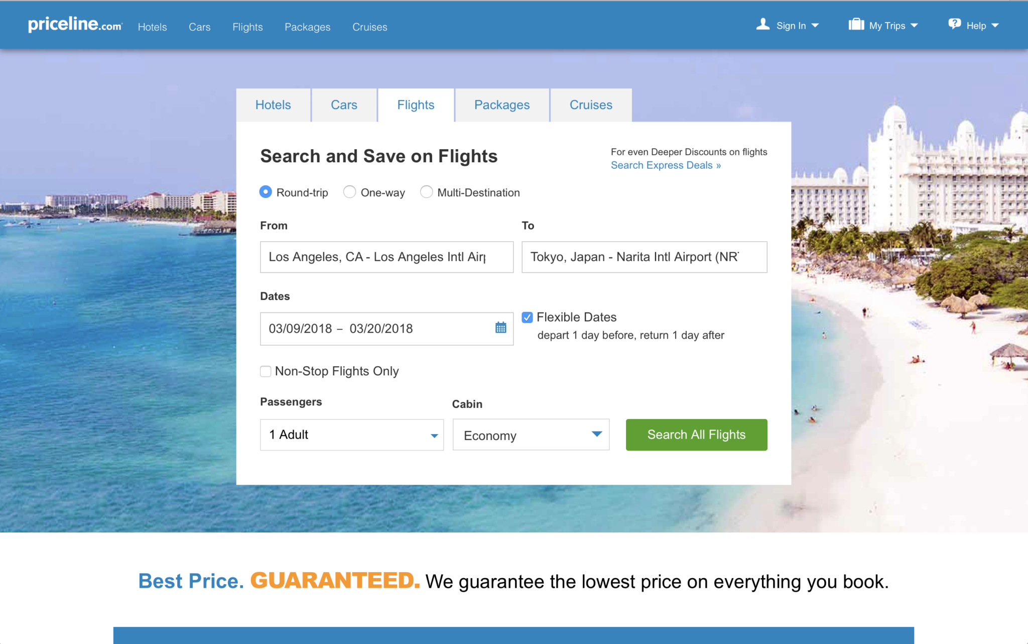 A complete guide to booking travel with priceline [2019].