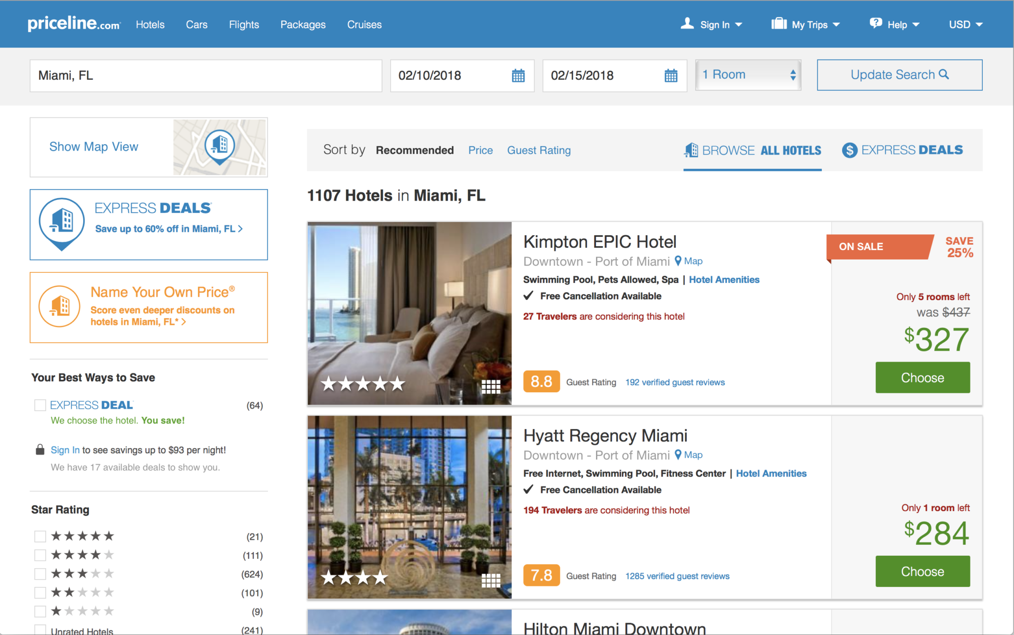 A Complete Guide To Booking Travel With Priceline 2020
