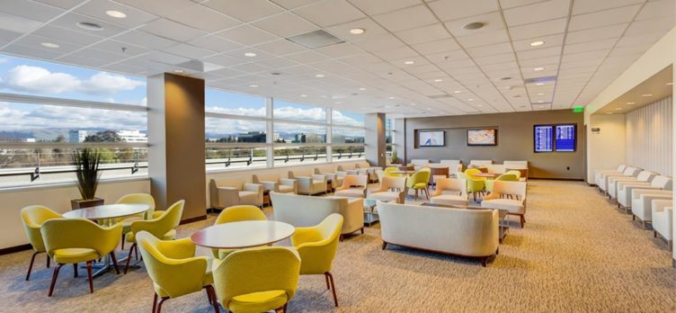 Priority Pass Lounge - The Club at San Jose, CA