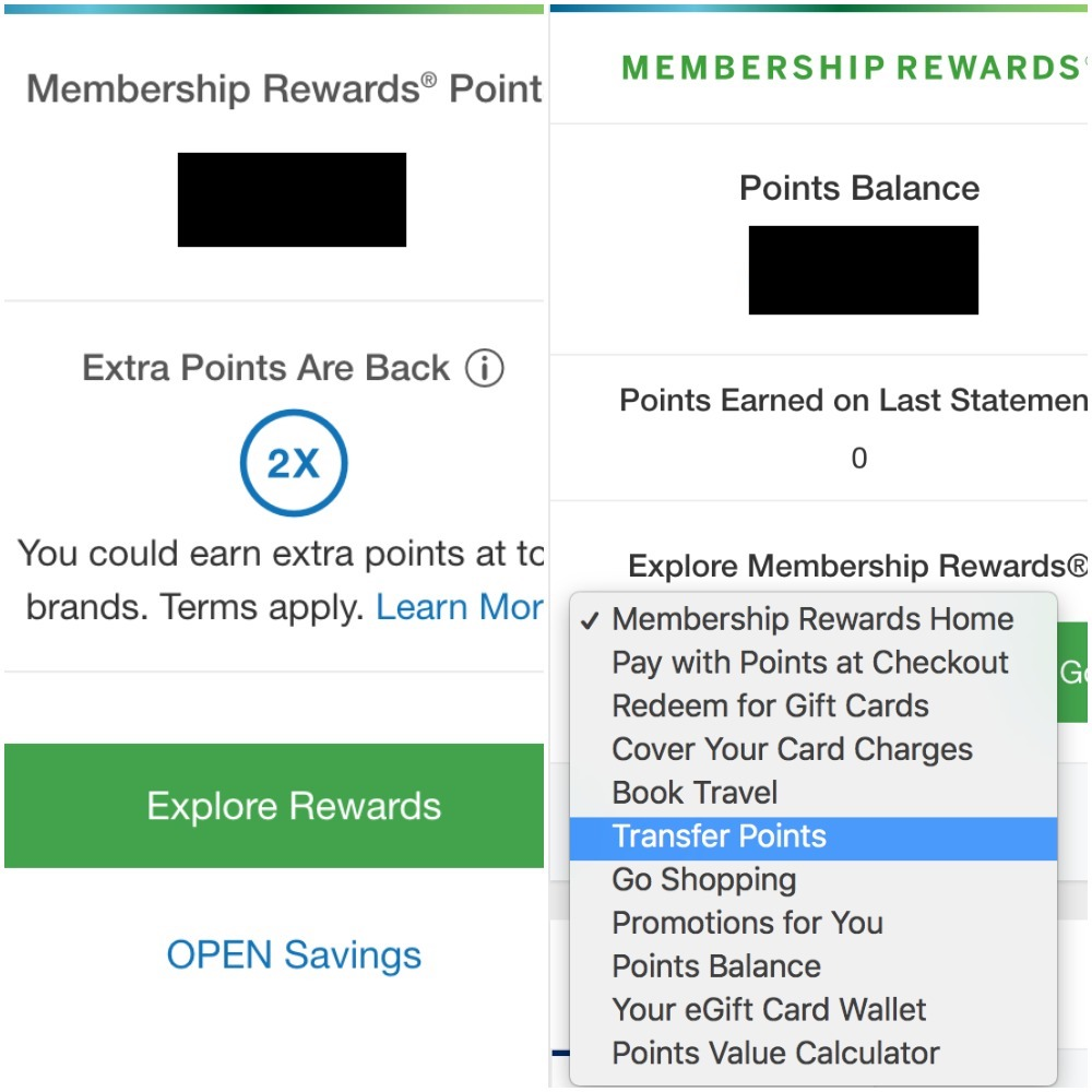 American express membership rewards the ultimate guide 2017 redeem membership rewards xflitez Choice Image