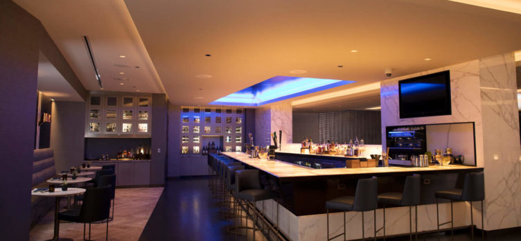 United Polaris Lounge - Chicago O'Hare