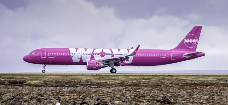 WOW Air, Airplane Livery