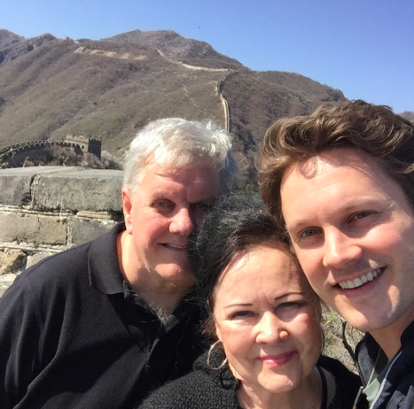 Abel's at Great Wall of China (Real Redemptions)