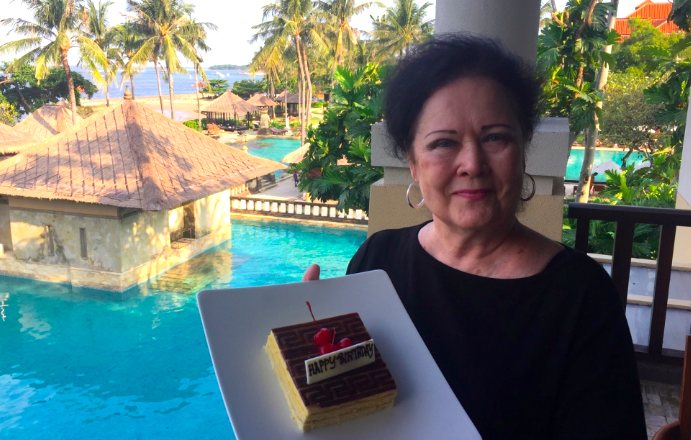 Birthday Cake in Bali (Real Redemptions)