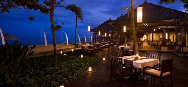 Conrad Bali Restaurant