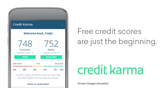 Credit Karma Logo Phone