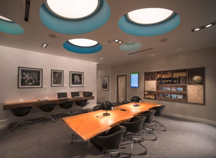 DFW American Express Centurion Lounge Workroom