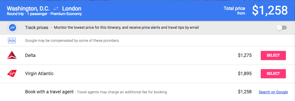 Google Flights Guide: Everything You Need To Know [2018]