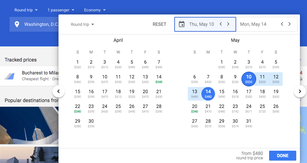 google flights guide everything you need to know 2018