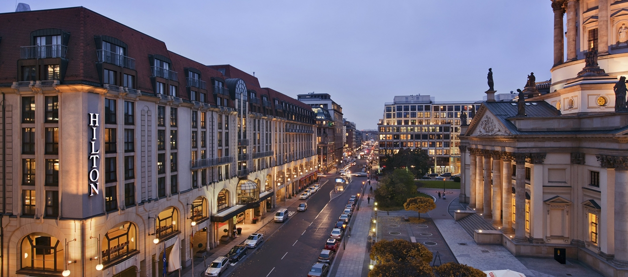 Hotels In Berlin Mitte Area