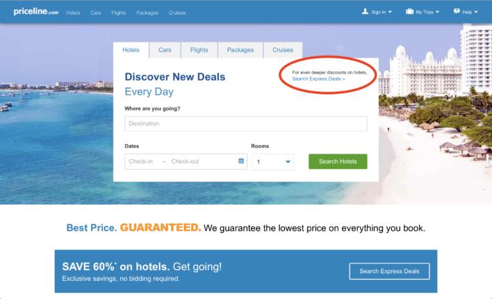 Hotel Express Deal