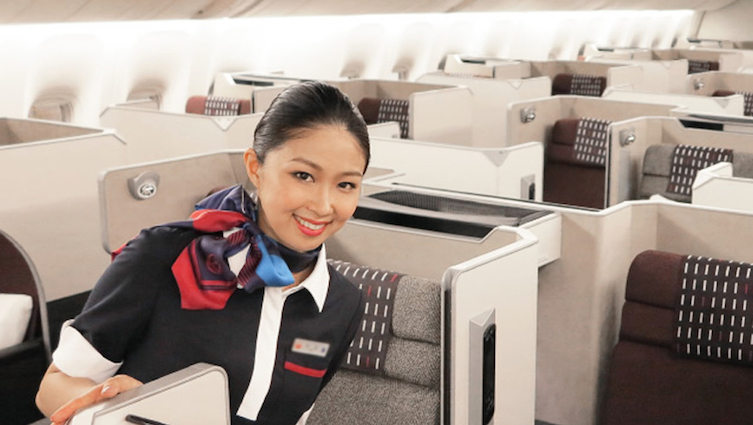 Best Ways To Book Japan Airlines Business Class With