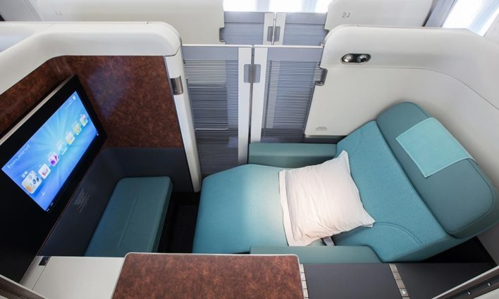 Korean Air Kosmo Suites 2.0