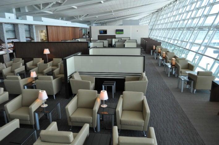 Korean Air Prestige Lounge