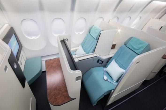 Korean Air Prestige Suites