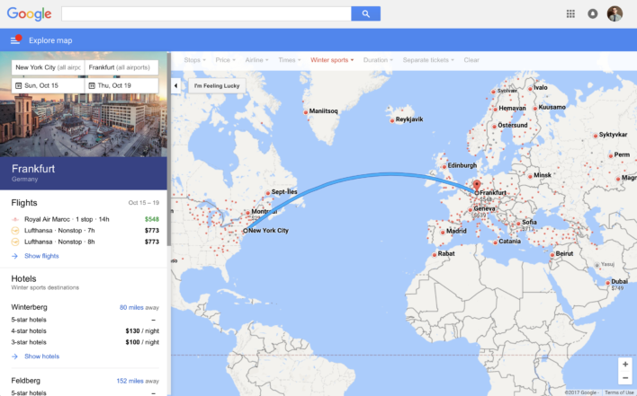 How To Use Google Flights To Track Amp Find Cheap Prices 2019