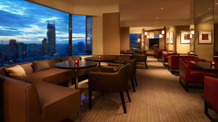Grand Hyatt Melbourne Lounge