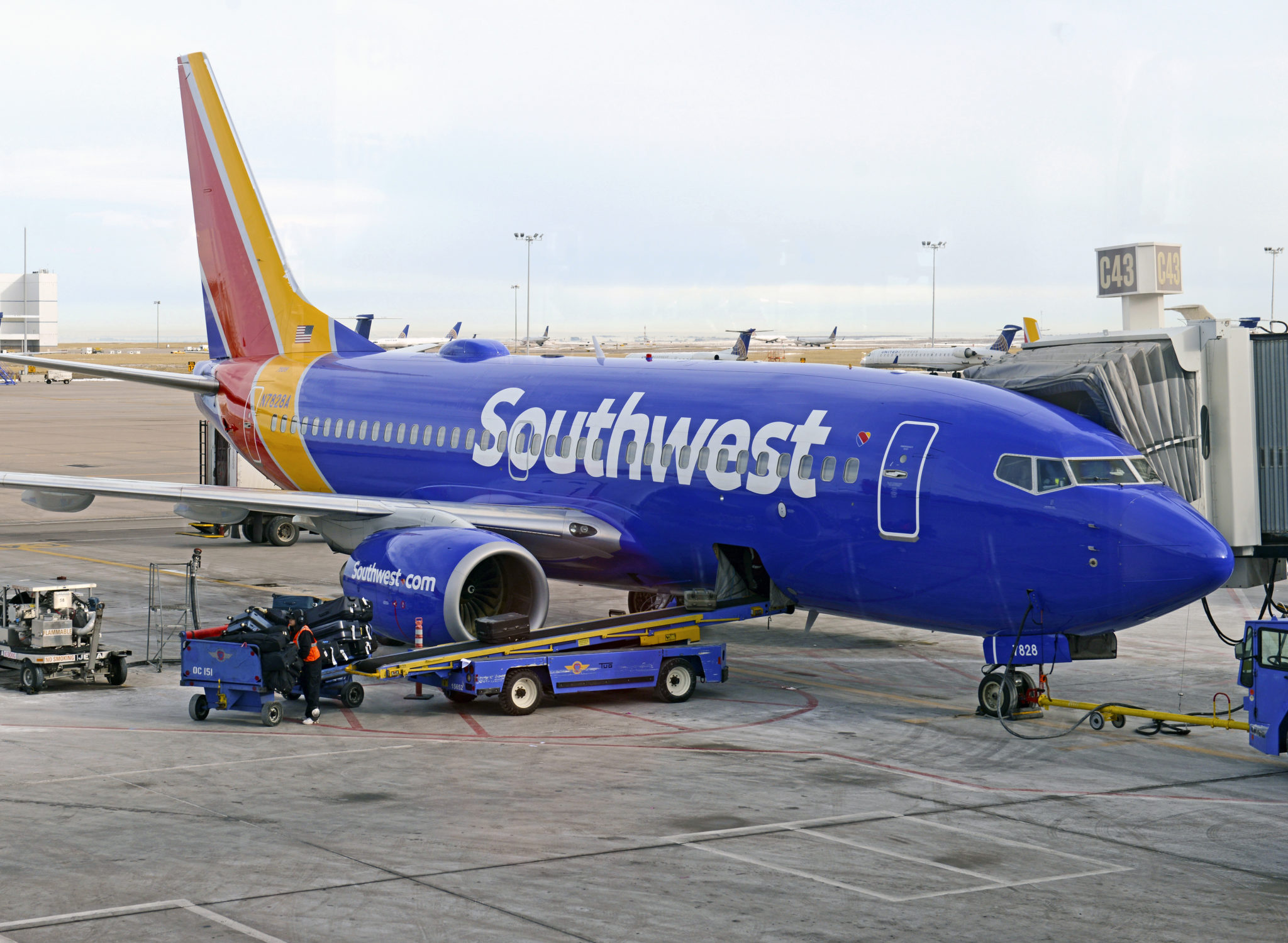 Earn Southwest Companion Pass After 1 Purchase (CA Residents)