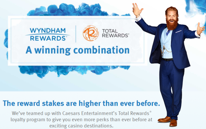 Wyndham Rewards Total Rewards